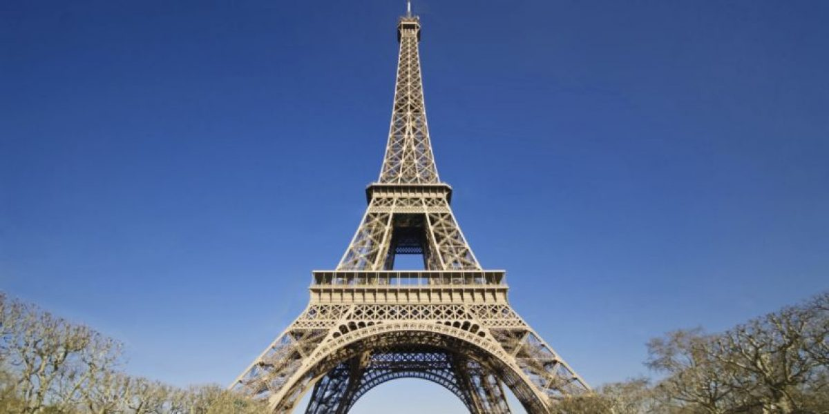 Correrán a pie la Torre Eiffel
