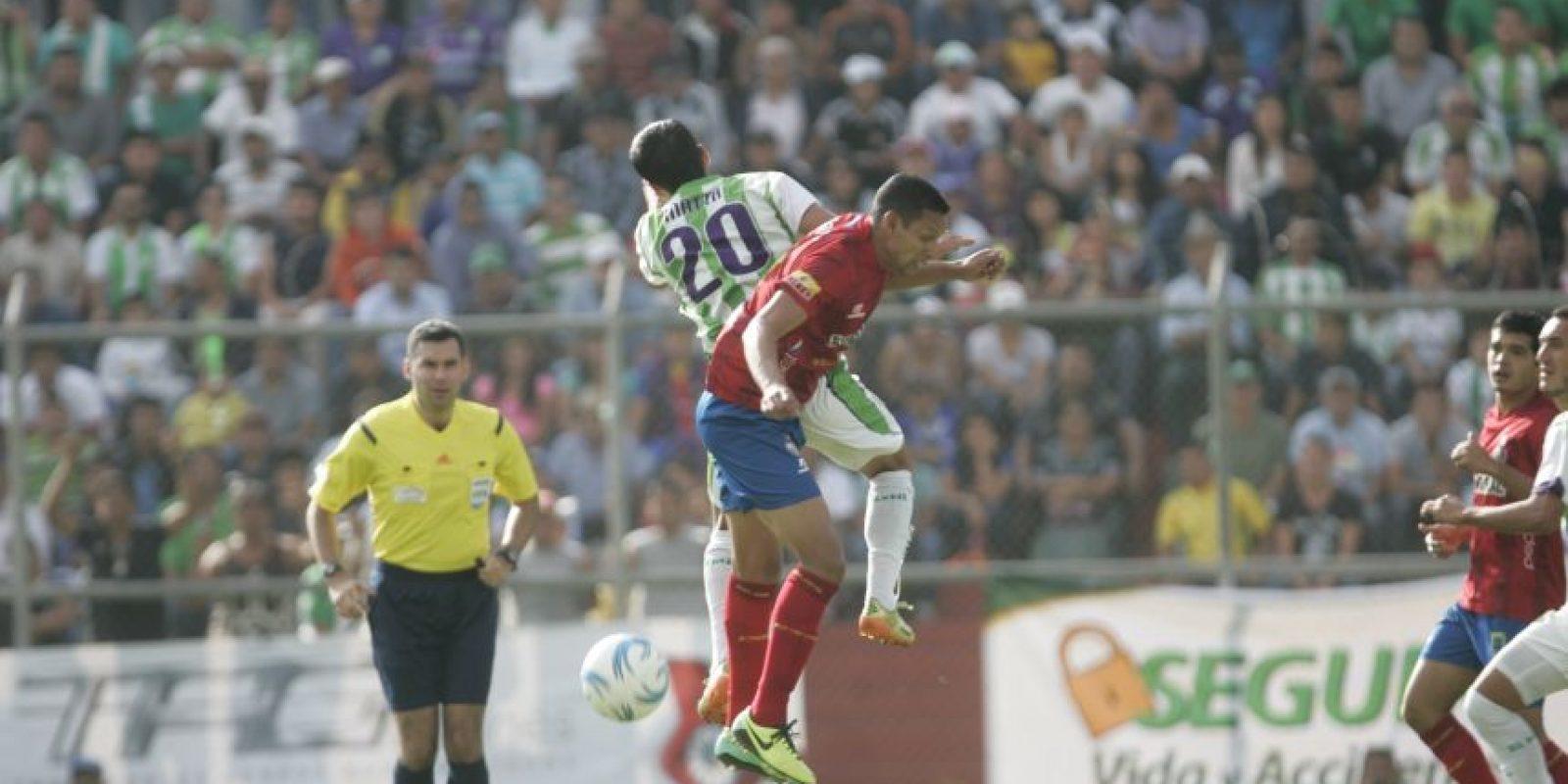 Aunque no pudo obtener la victoria, Municipal fue amplio dominador del partido en el estadio Pensativo. Foto:Publinews