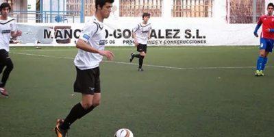 Falleció a los 17 años, víctima de un paro cardiaco Foto:Youtube: elmundo deportivo24