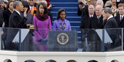 Esta semana el jugador de la NFL fue criticado por publicar una foto de la hija del presidente con unos pantalones ajustados. Foto:Getty