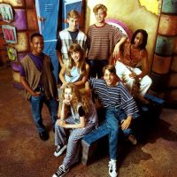 "En el programa infantil ""Mickey Mouse Club"". Foto:Britney Spears.com"