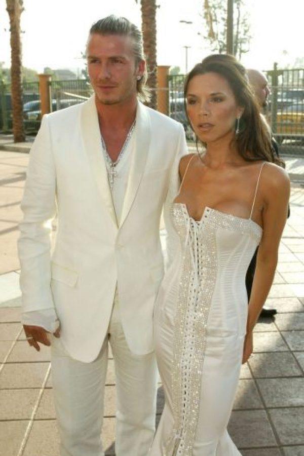 David y Victoria están casados desde 2009 y tienen cuatro hijos. Foto:Getty Images