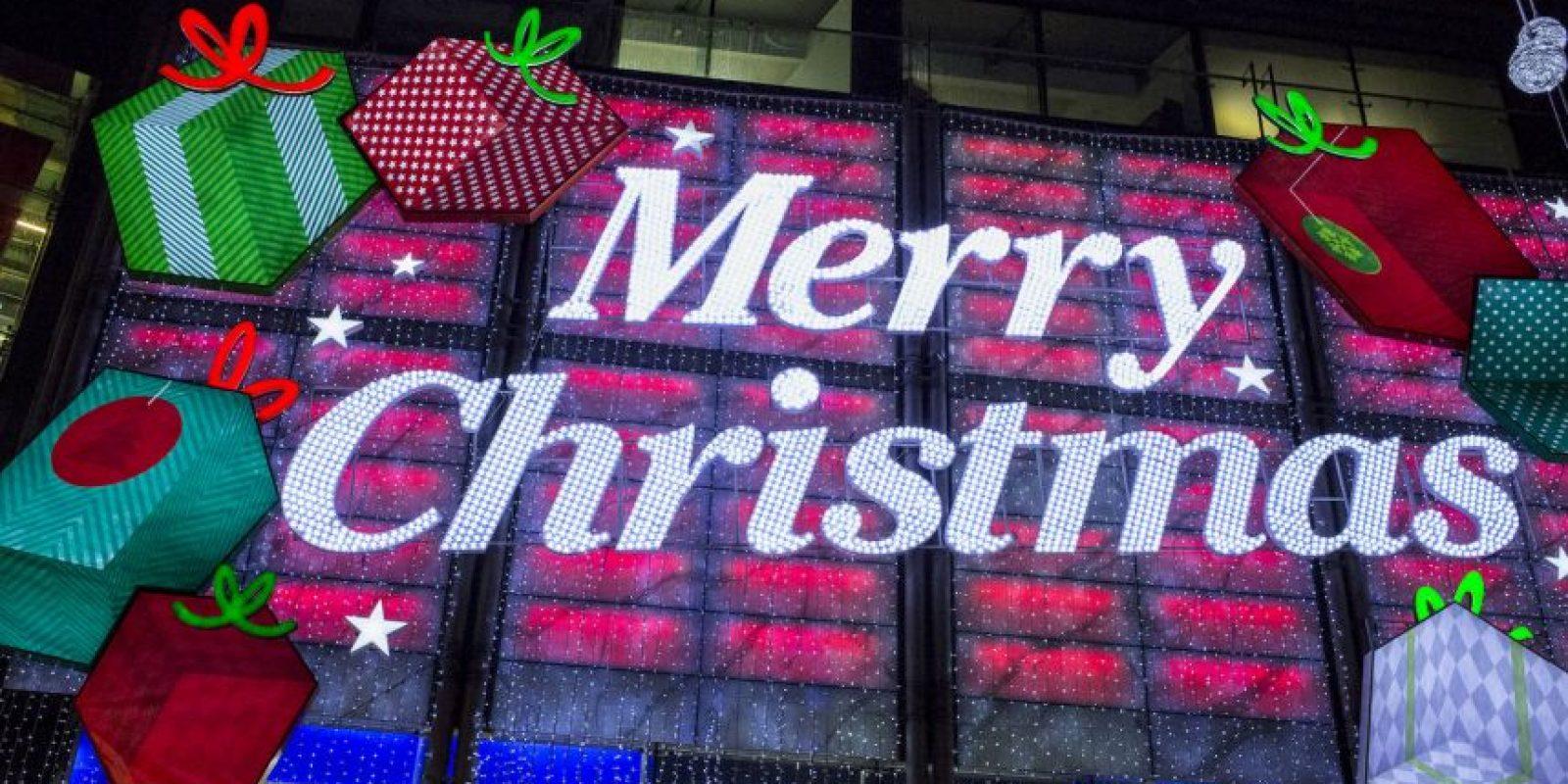 Ya sea por los regalos o por los preparativos para las fiestas navideñas o de fin de año. Foto:Getty Images