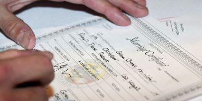 EU ha impulsado el matrimonio gay. Foto:Getty Images