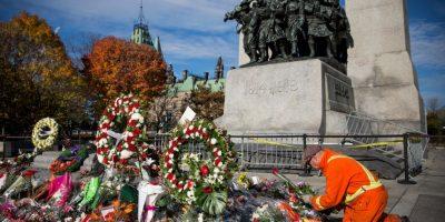 Canadá, despues de una balacera en el Parlamento Foto:Getty Images