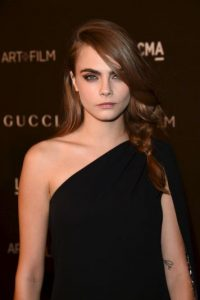 "Cara Delevingne será ""Enchantress"". Foto: Getty Images"