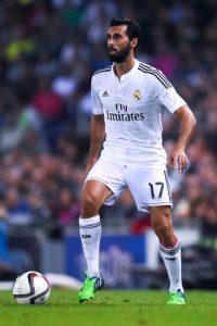 2014 – Álvaro Arbeloa, futbolista del Real Madrid. Foto:Getty Images
