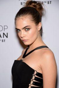 Cara Delevingne es una modelo británica de 22 años de edad. Foto:Getty Images