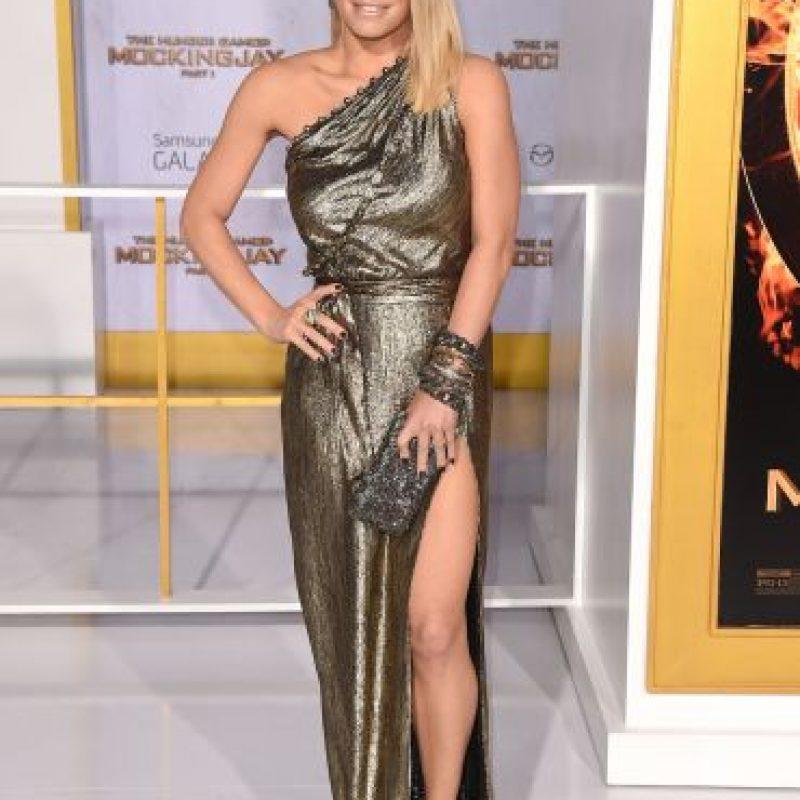 Jessica Simpson ahora es una famosa cantante Foto:Getty