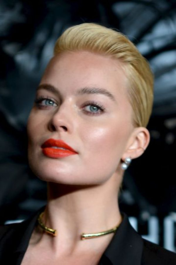 "Margot Robbie será ""Harley Quinn"". Foto: Getty Images"