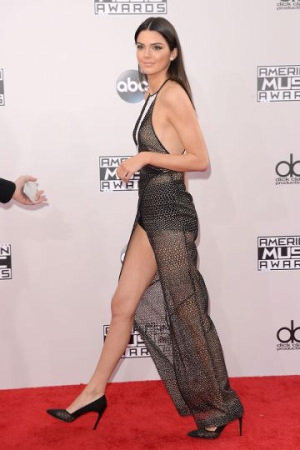 Así luce en la actualidad la hermana de Kim Kardashian Foto:Getty