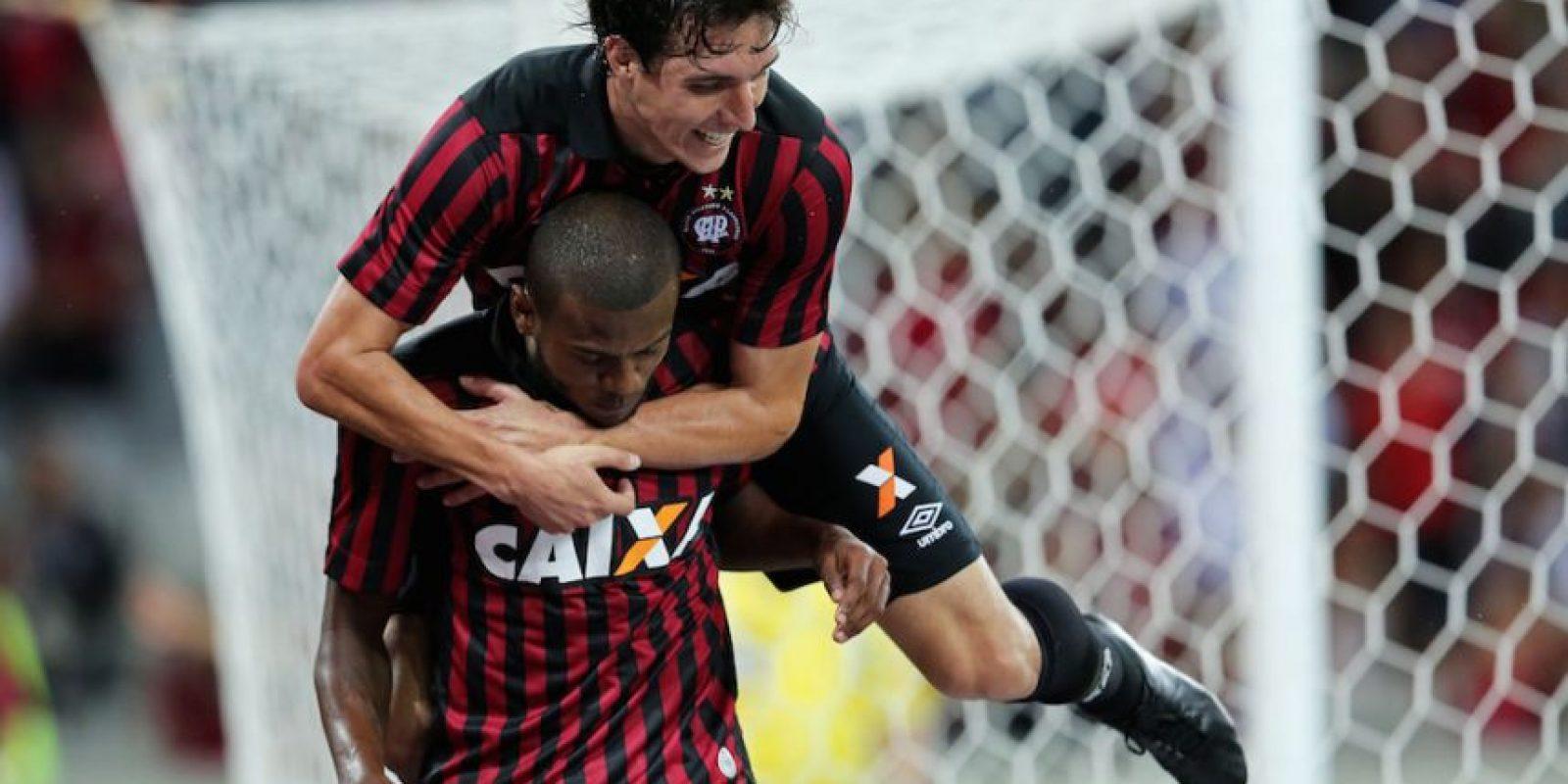 11- Atlético Paranaense (Brasil) 181.2 millones de dólares. Foto:Getty Images