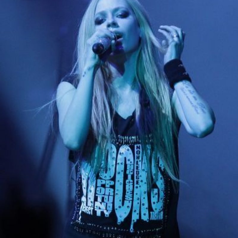 Avril Lavingne Foto: Getty Images