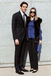 El futbolista se casó en 2005 con la cantante y modelo brasileña. Tienen dos hijos y ace unas semanas anunciaron su separación. Foto:Getty Images