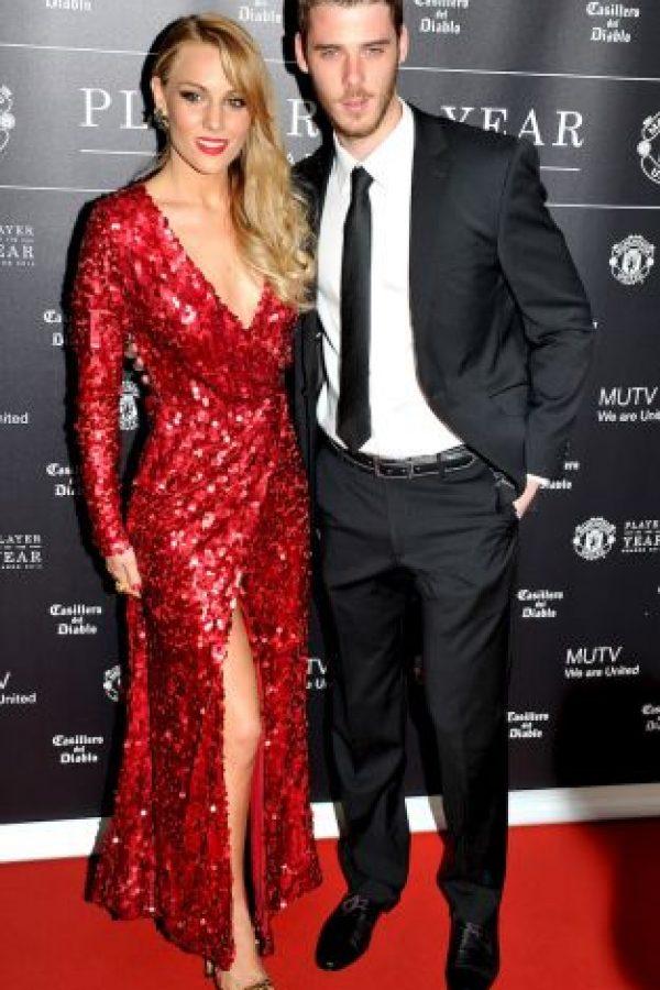 El futbolista y la cantante española mantienen una relación sentimental desde 2010. Foto:Getty Images