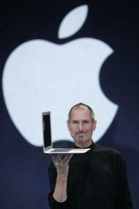 """5. A un anunciante que le llamó a Jobs """"imbécil"""" en cuanto a los anuncios para móviles: Foto:Getty"""
