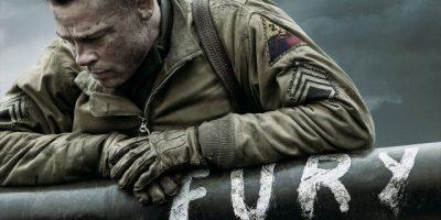 """""""Fury"""", de Brad Pitt, se convierte en el filme más descargado antes de salir a la venta"""