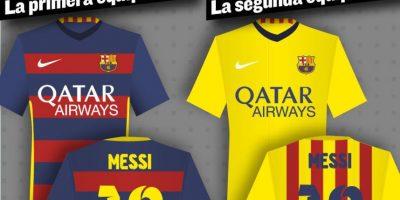 ¿Te gusta la propuesta de camisetas para el FC Barcelona?