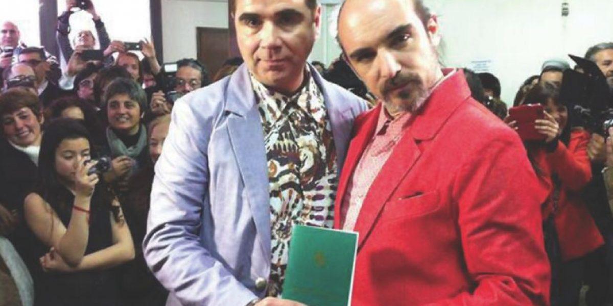 Conozcan la historia de la primera pareja gay que se casó en Uruguay