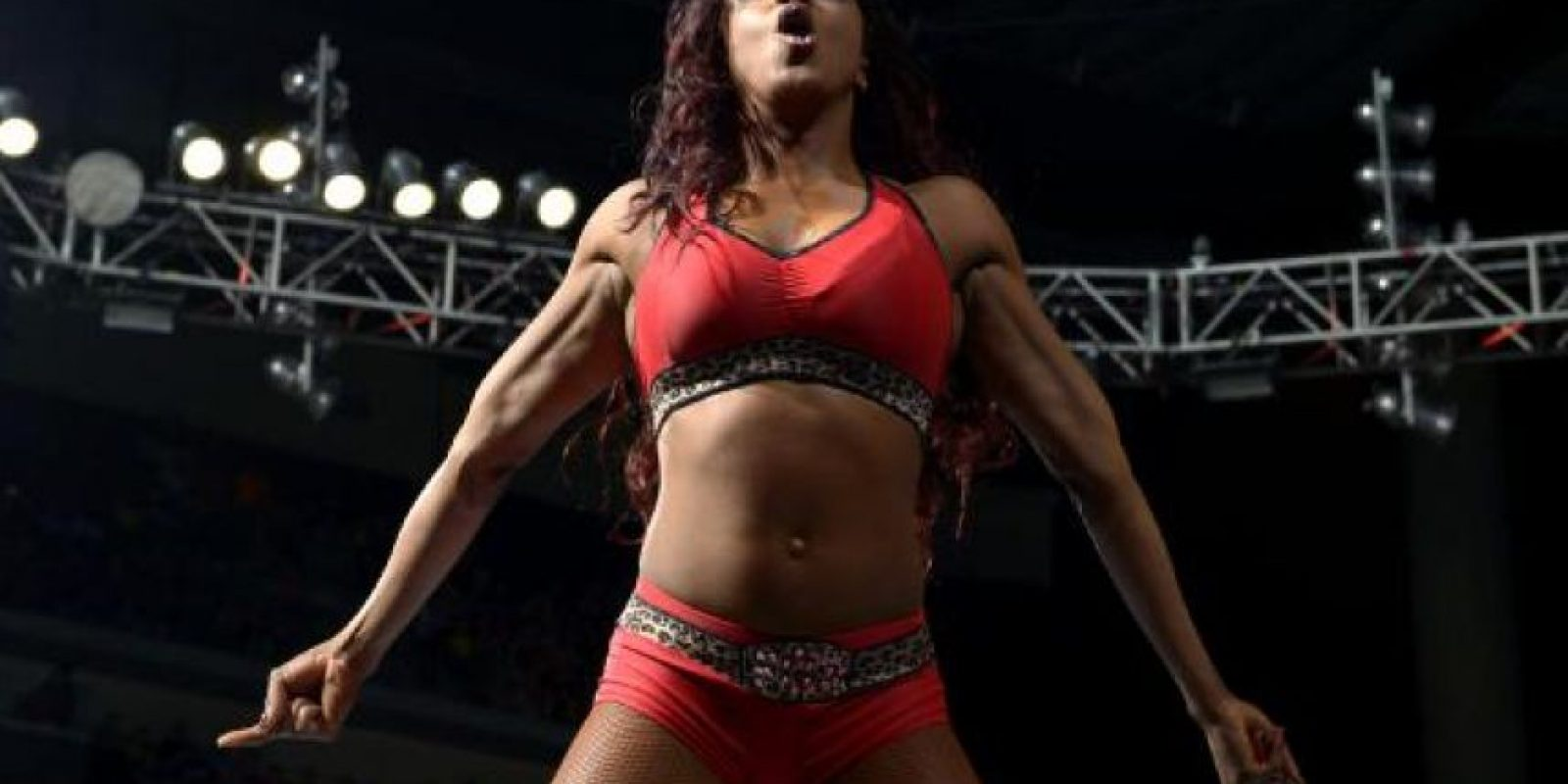 Es la más veterana con 37 años Foto:WWE