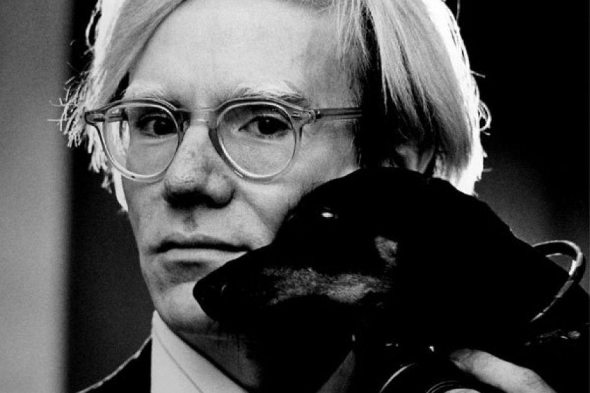El artista estadounidense Andy Warhol Foto:Wikicommons