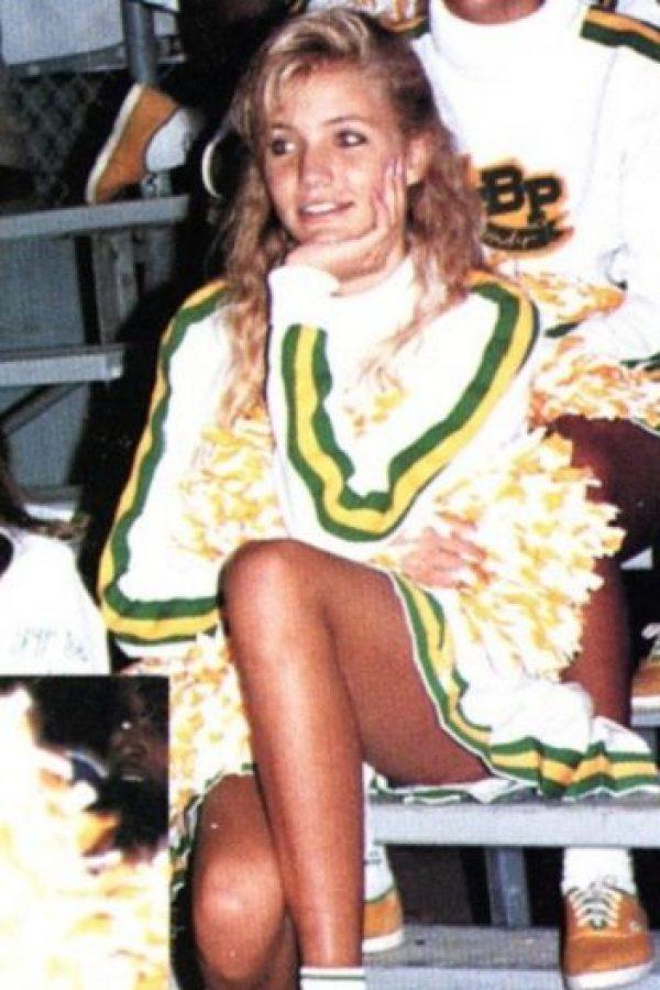 Cameron Diaz fue parte del Long Beach Polytchnic High School Foto:Twitter