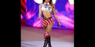 La peleadora de Florida tiene 27 años Foto:WWE