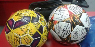 FOTO: El emotivo regalo que recibió Messi de sus compañeros en el Barça