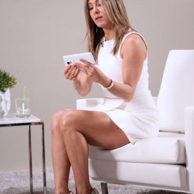 """En una entrevista con la revista """"Us Weekly"""", la actriz reveló que por un momento pensó que las cicatrices falsas eran parte de ella. Foto:Getty Images"""