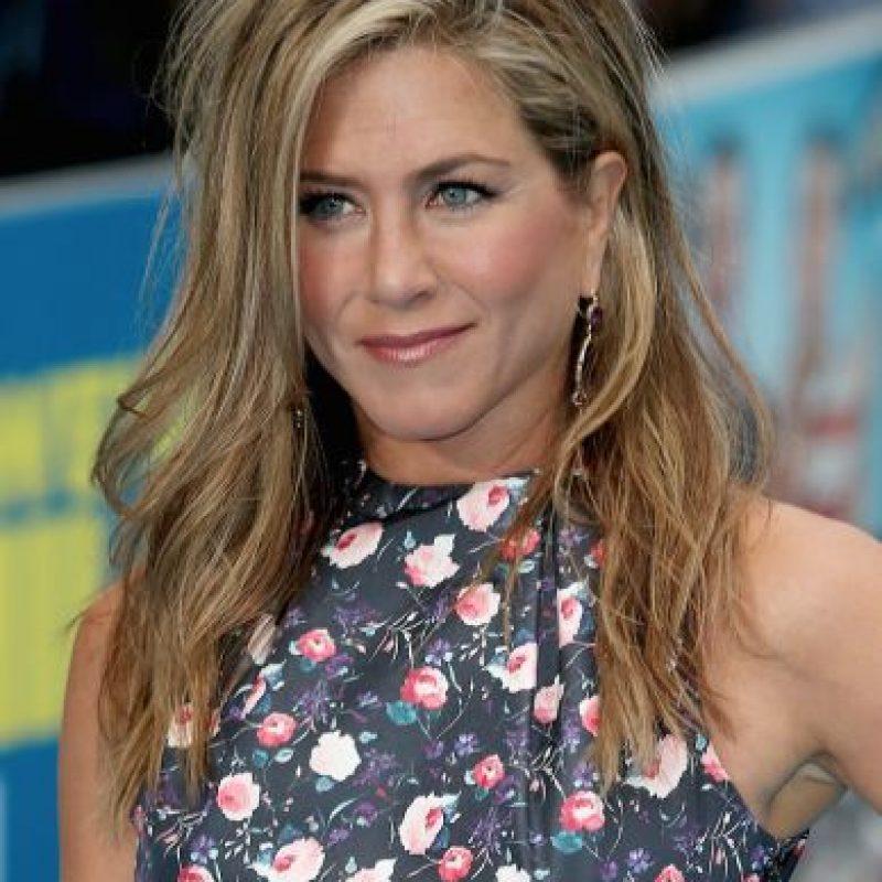 Aniston también trabajó en el tono y volumen de su voz para dramatizar a su personaje. Foto:Getty Images