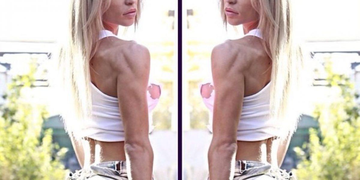 Kate Usmanova, la rusa que conquista Instagram con su figura fitness