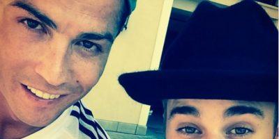 Cristiano Ronaldo Foto:Instagram: @justinbieber