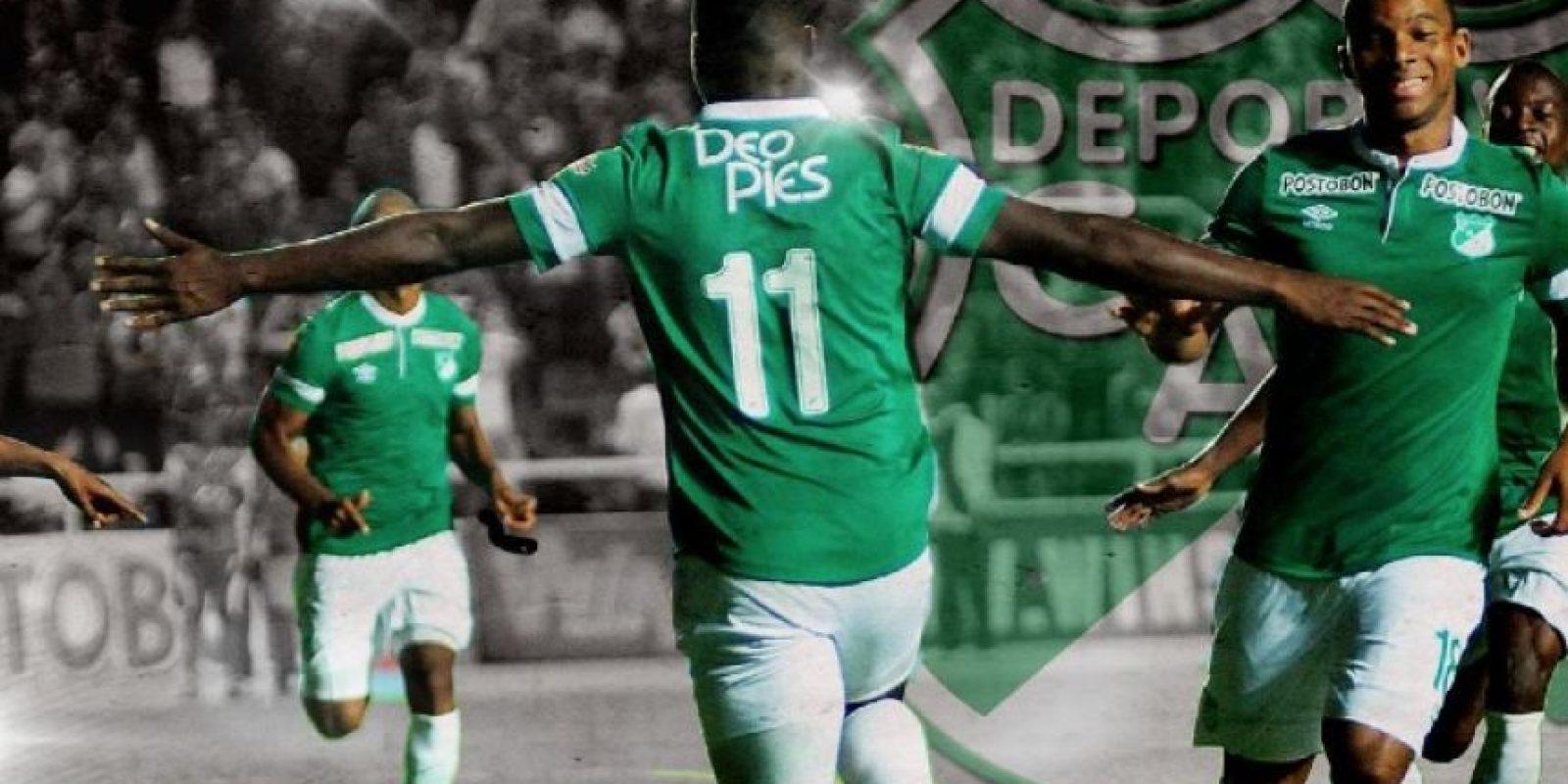 15- Deportivo Cali (Colombia) 119.3 millones de dólares. Foto:facebook.com/DeportivoCaliOficial