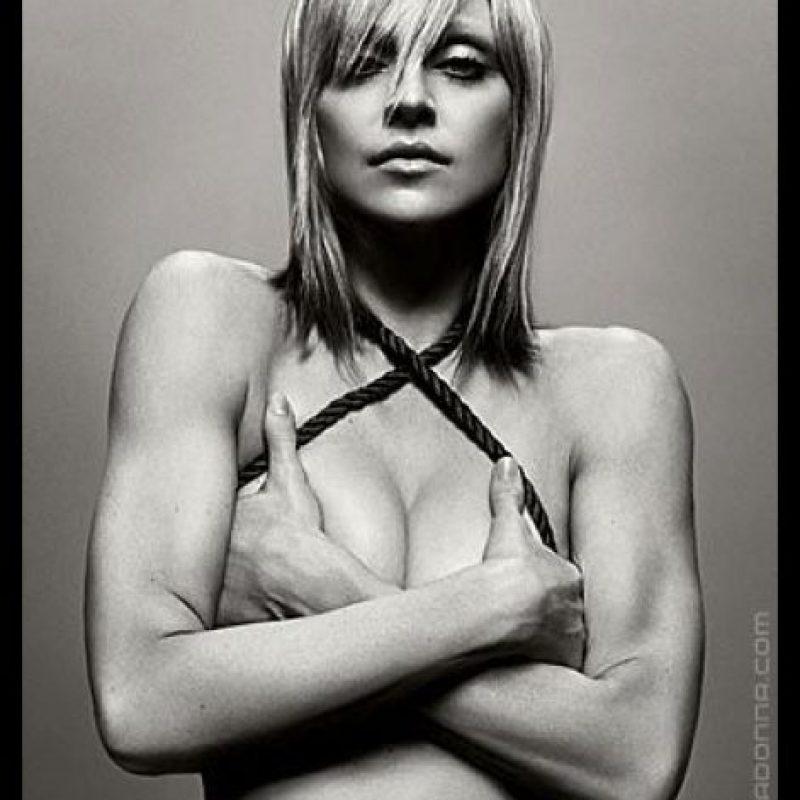 2002 Foto:Madonna.com / Pop Magazine