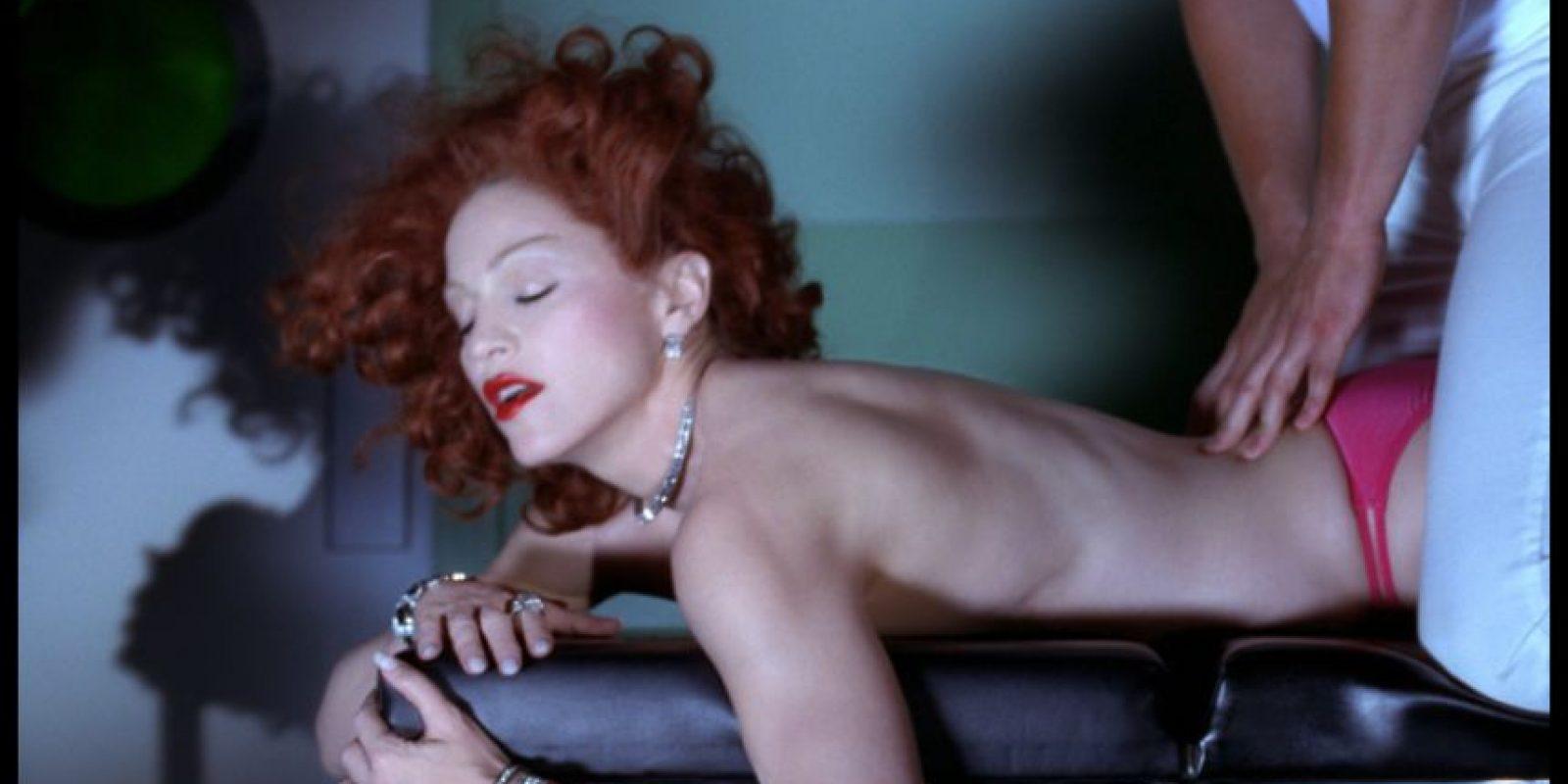 2003 Foto:Madonna.com