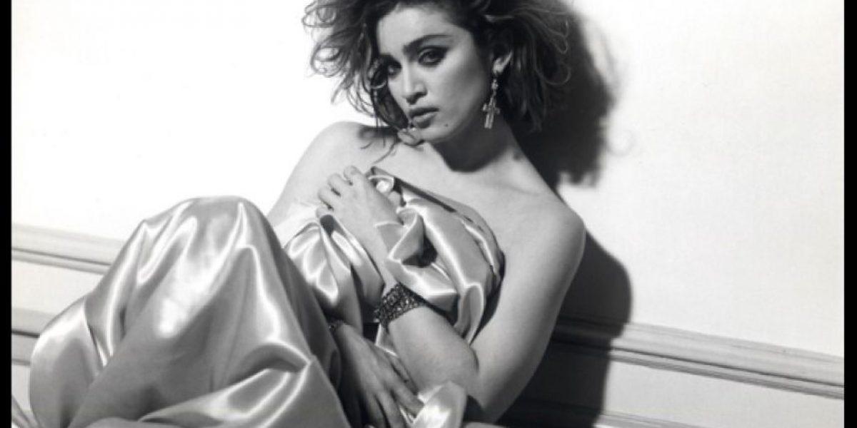 FOTOS: Antes y después de Madonna (versión topless)