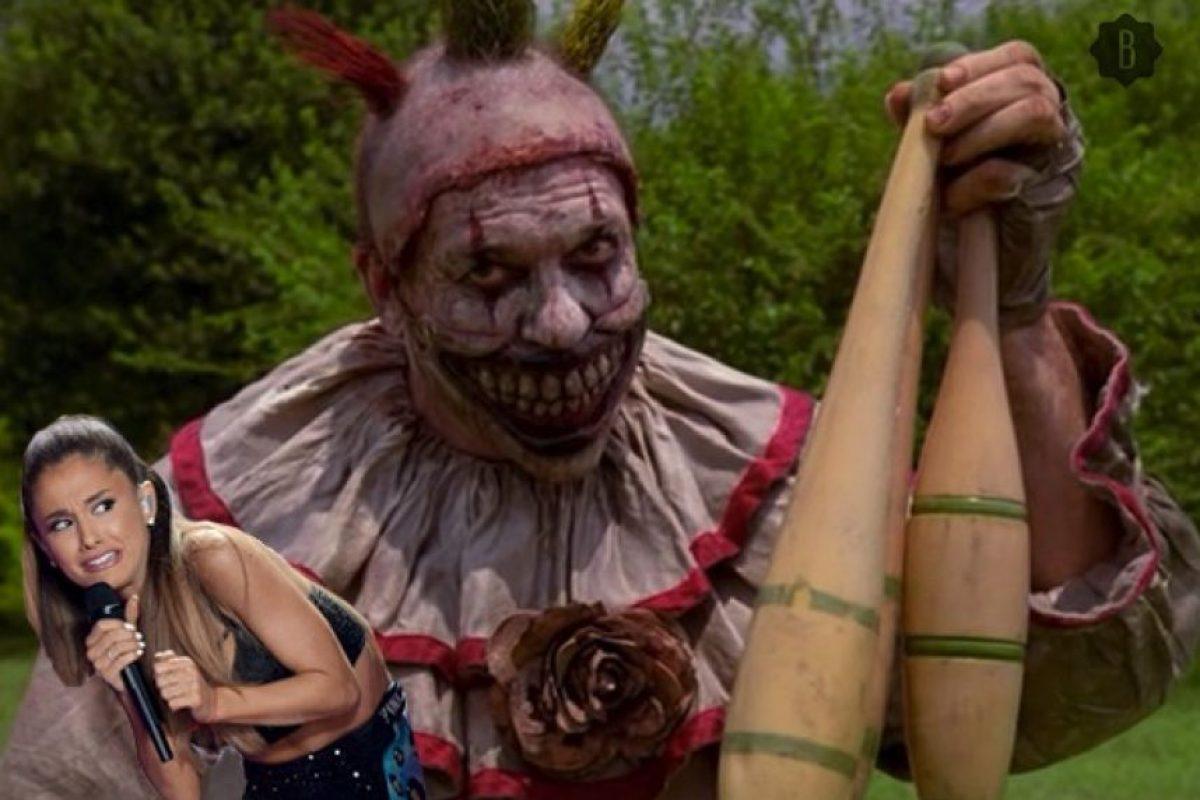 """En """"American Horror Story: Freak Show"""" Foto:Bustle.com"""