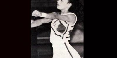 Eva Longoria fue una de las porristas del Roy Miller High School Foto:Twitter