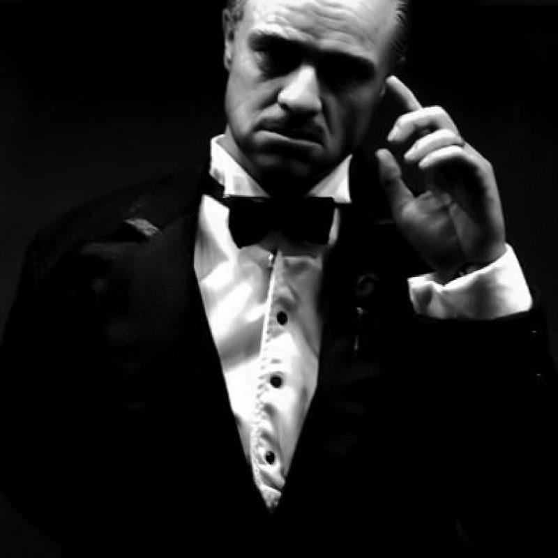 """Estatua de cera de """"Vito Corleone"""" Foto:Wikicommons"""