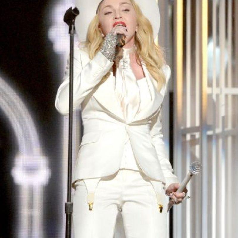 Madonna en la actualidad Foto:Getty
