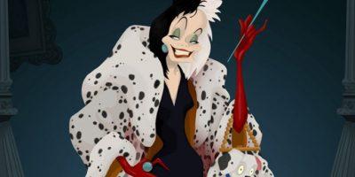 La villana Cruella de Vil Foto:Disney