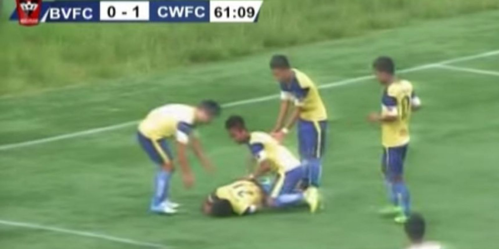 Peter Biaksangzuala Foto:Youtube: elmundo deportivo24
