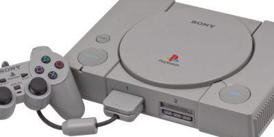 Con la primera Playstation fueron los juegos en CD Foto:Playstation