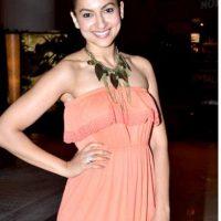 Gauhar Khan es una actriz india y modelo. Foto:Wikipedia