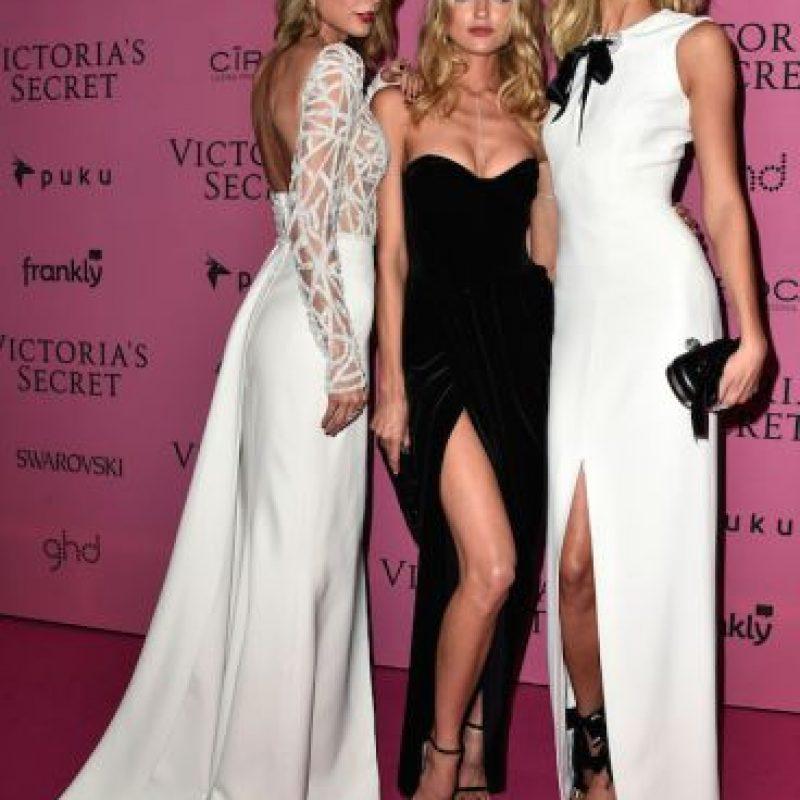 Taylor Swift, Martha Hunt y Karlie Kloss Foto:Getty Images