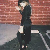 Modelado para diseñadores como Sherri Hill Foto:Instagram @kyliejenner