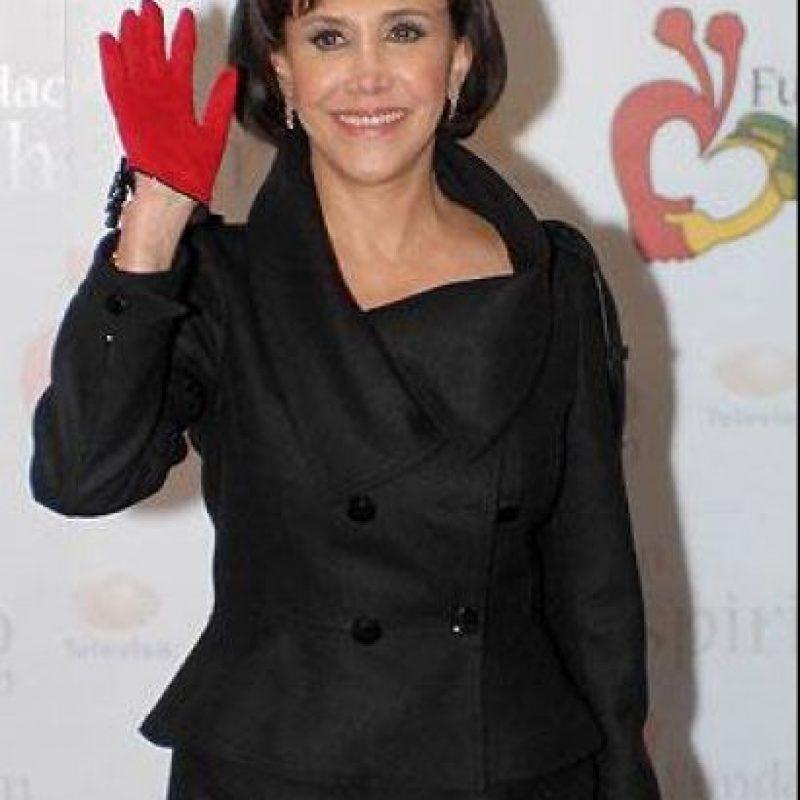 """Interpretó a Doña Florinda y la Popis en el """"El Chavo del 8"""" Foto:Facebook Florinda Meza"""