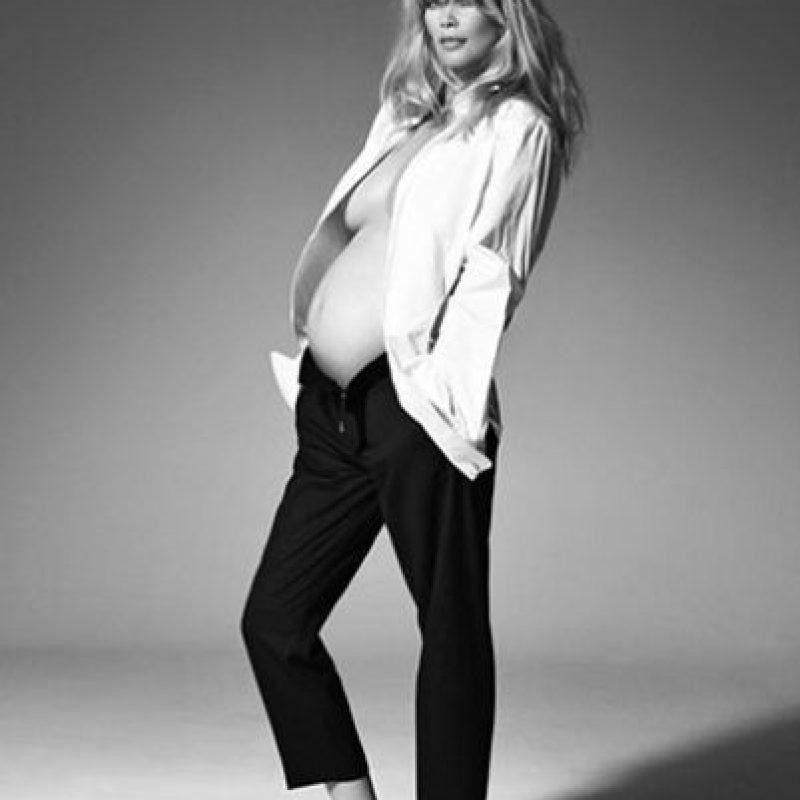 Claudia Schiffer Foto:Vogue