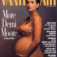 1991, Demi More Foto:Vanity Fair