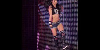 La ex monarca tiene 27 años Foto:WWE